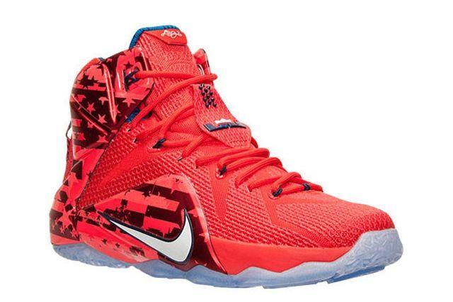 Nike Le Bron 12 Usa 2