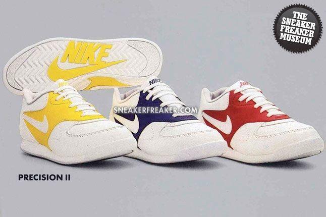 Nike Precision Ii 1