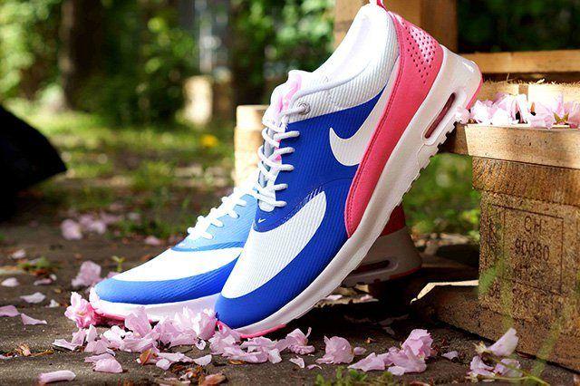Nike Air Max Thea Game Royal Pink Glow 3