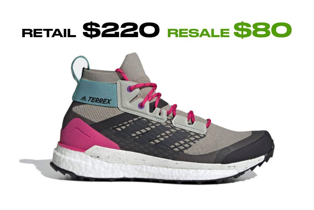 Stockx Resale Adidas Terrex Right Side Shot