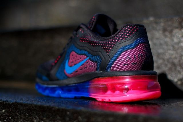 Nike Air Max 2014 Wmns Photo Blue Hyper Pink
