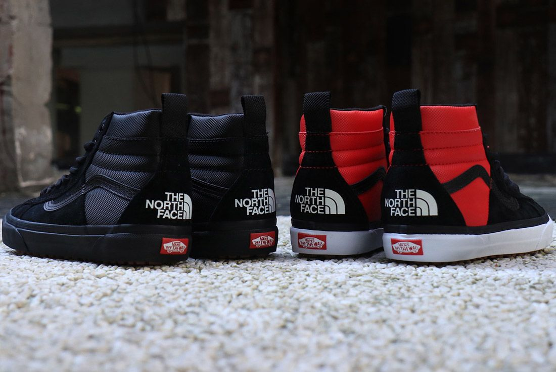 The North Face Vans 1