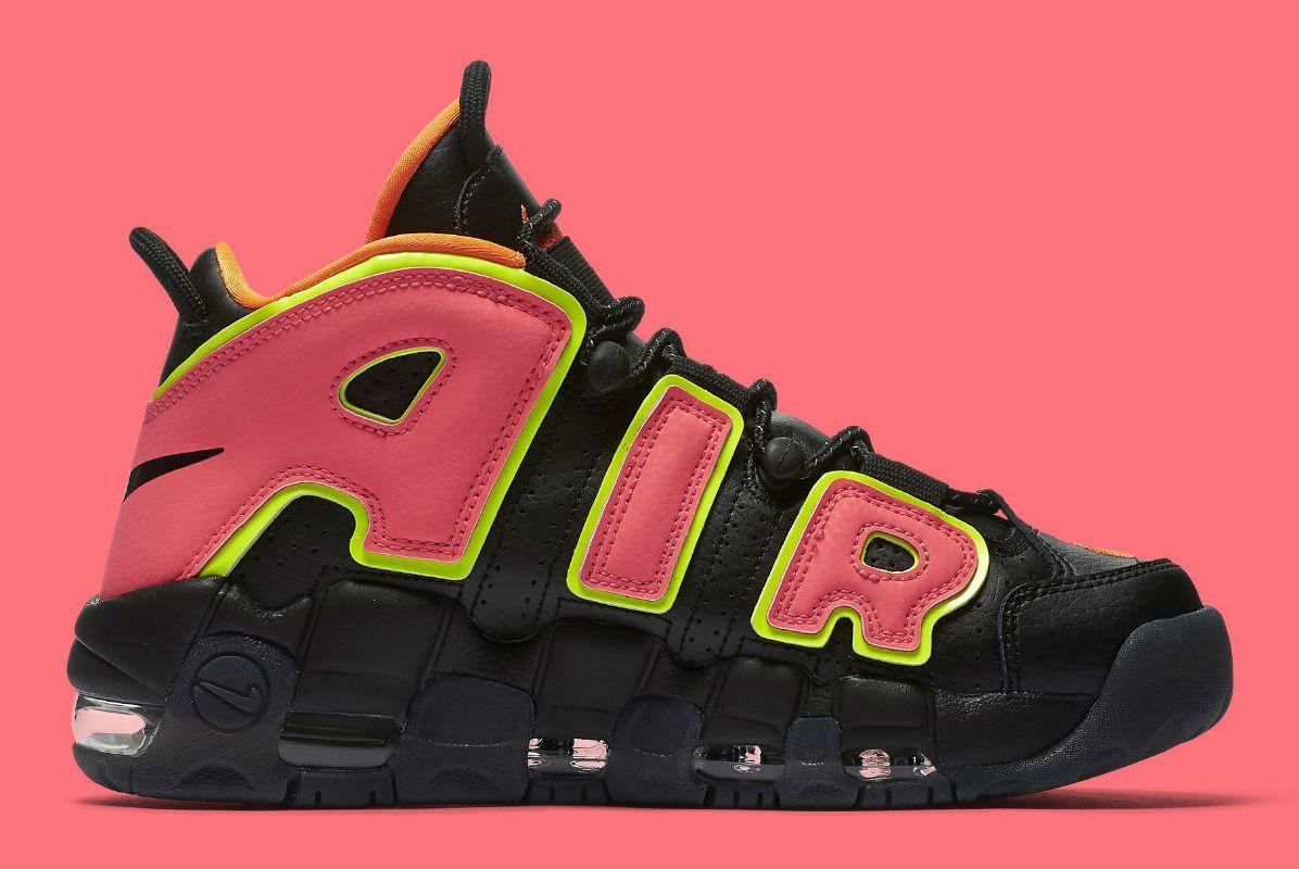 Nike Hot Punch Uptempo Sneaker Freaker 2