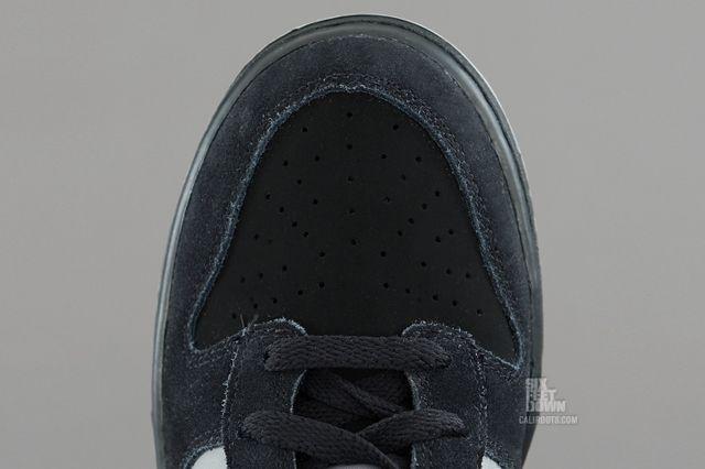 Nike Dunk High Black Reflective Silver