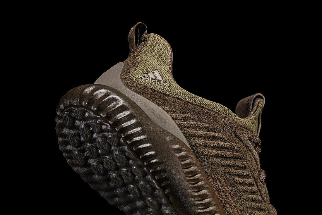 Adidas Alphabounce Suede 6