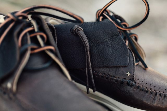 Visvim Fbt Elk Dark Brown 4