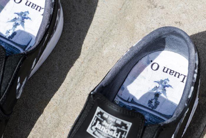 Nike Sb Zoom Janoski Slip Rm Matriz Insoles