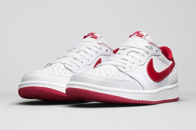 Air Jordan 1 Low Og Varsity Red 7