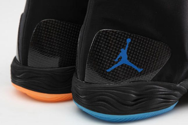 Jordan Xx8 Knicks Heels 1