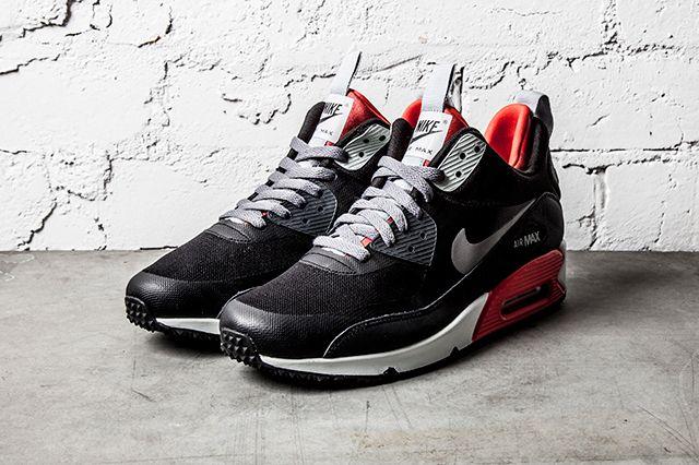 Nike Air Max 90 Mid Light Crimson 2