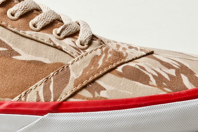 Losers Woodland Camo Brown Tan Red 2 1