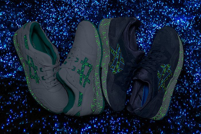 Asics Gel Lyte Maldives Pack Glow In The Dark4