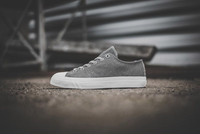 Pro Keds Royal Low Hairy Suede Grey 14