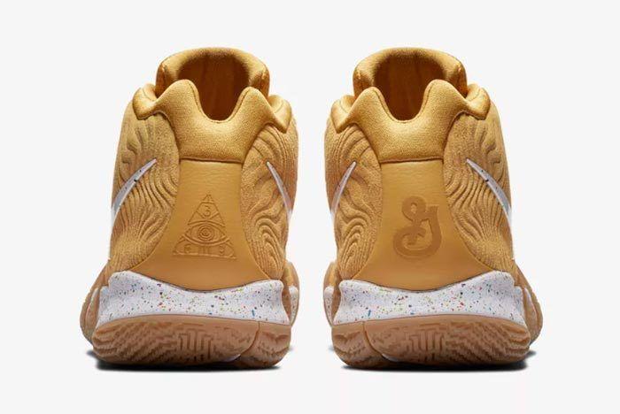 Nike Kyrie 4 Cinnamon Toast Crunch Release Date 5