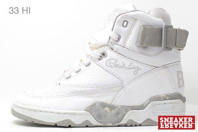 Ewing Sneakers 33 Hi White 1