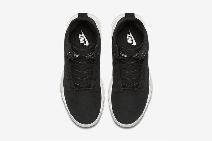 Nike Sfb Field 6 Inch Canvas Boot Black 2