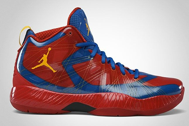 Air Jordan 2012 Superman 1 2