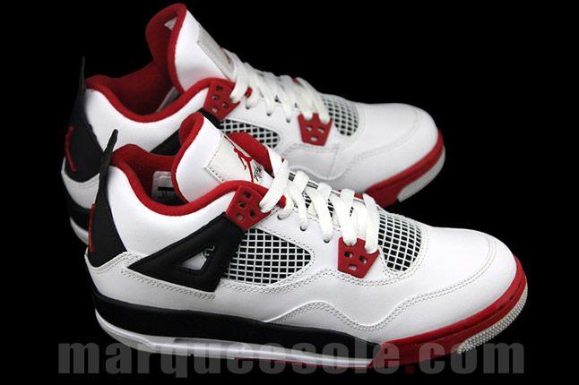 Air Jordan 4 Varsity Red Gs 03 1