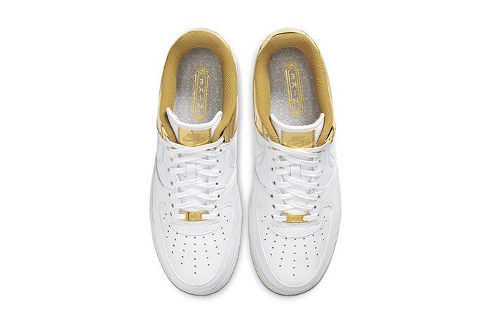 Nike Air Force 1 Low Shanghai Cu2991 197 Release Date Top Down