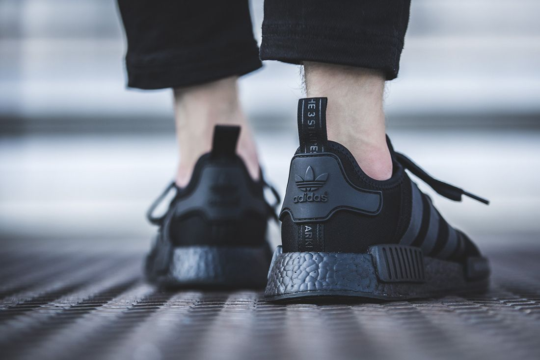 Adidas Nmd R1 Color Boost – Core Black13