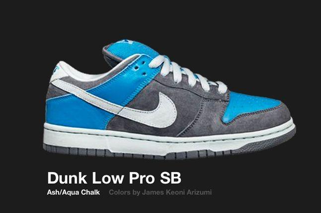 Nike Dunk Low Ash Sb 2006 1