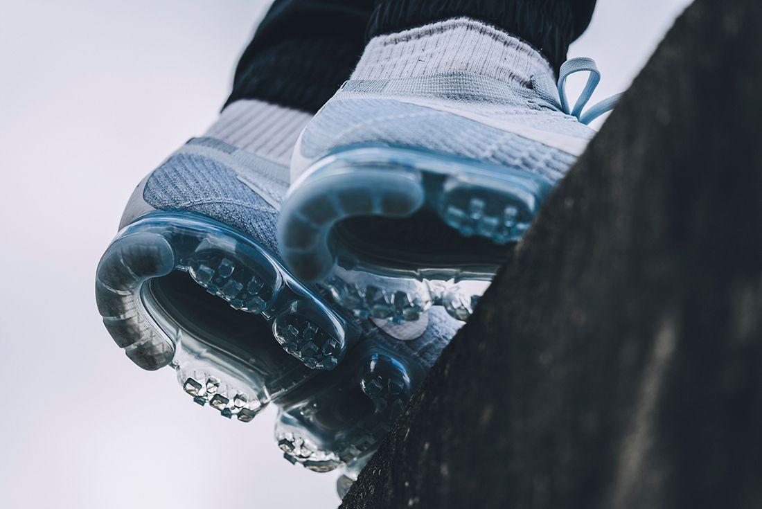 Nike Air Vapormax Pure Platinum On Feet 6