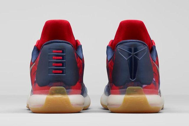 Nike Kobe X 4Th Of July 4