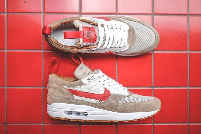 Chase Shiel Air Max 1 Mars Yard Custom 8