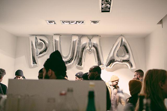 Ronnie Fieg Puma Disc Blaze Coa Paris Launch Recap 9