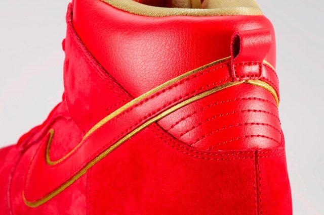 Nike Dunk High Premium Sb Red Packet
