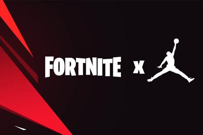 Fortnite Jordan Brand Crossover Collaboration Teaser Release Date Hero