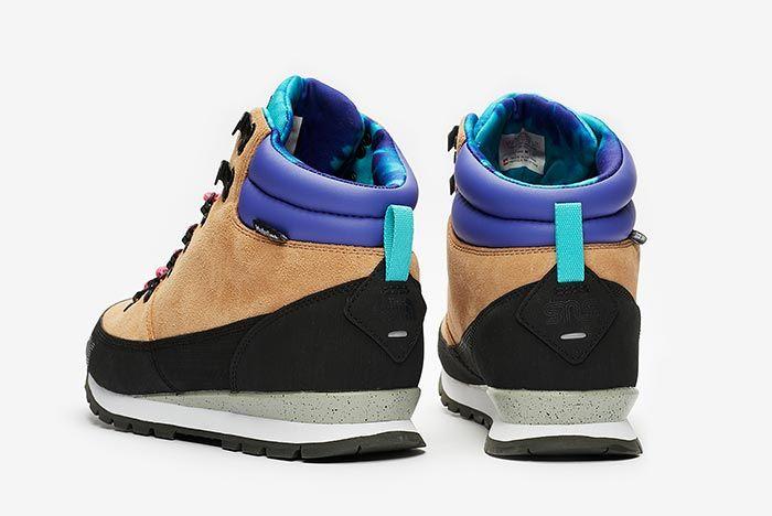 Sneakersnstuff The Northface Boot Heel