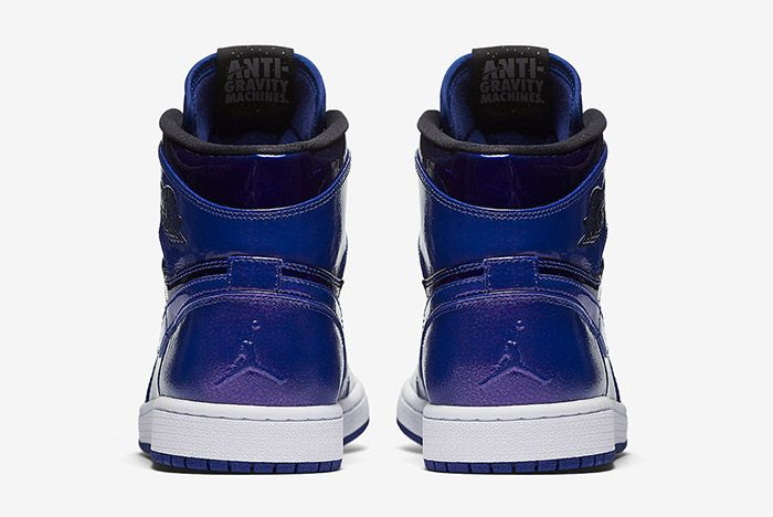 Air Jordan 1 High Retro Deep Royal 3