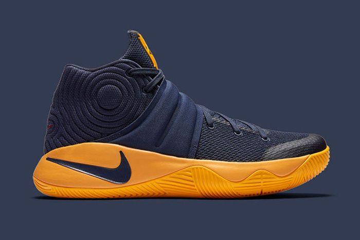 Nike Kyrie 2 Cavs 1