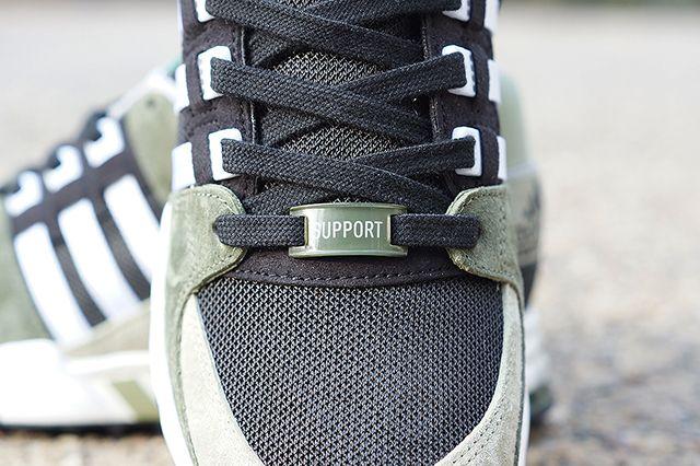 Adidas Originals Eqt Support Premium Suede Pack 5