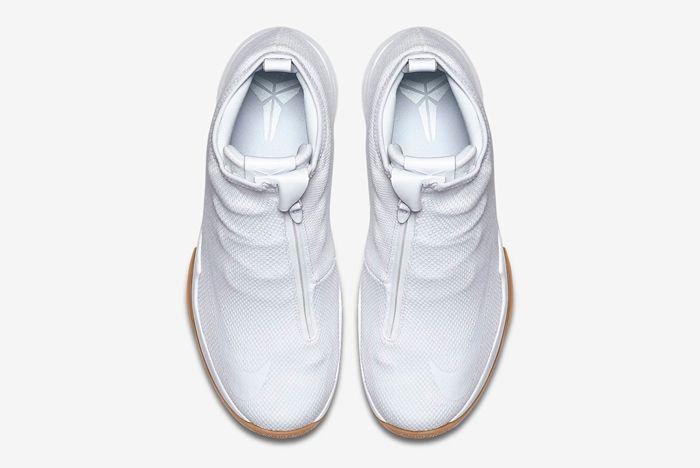 Nike Zoom Kobe Icon White Gum 4