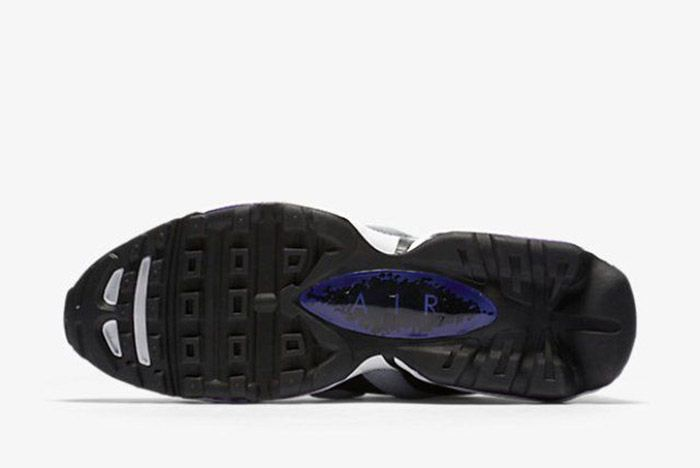 Nike Air Max 96 Black Dark Concord 3