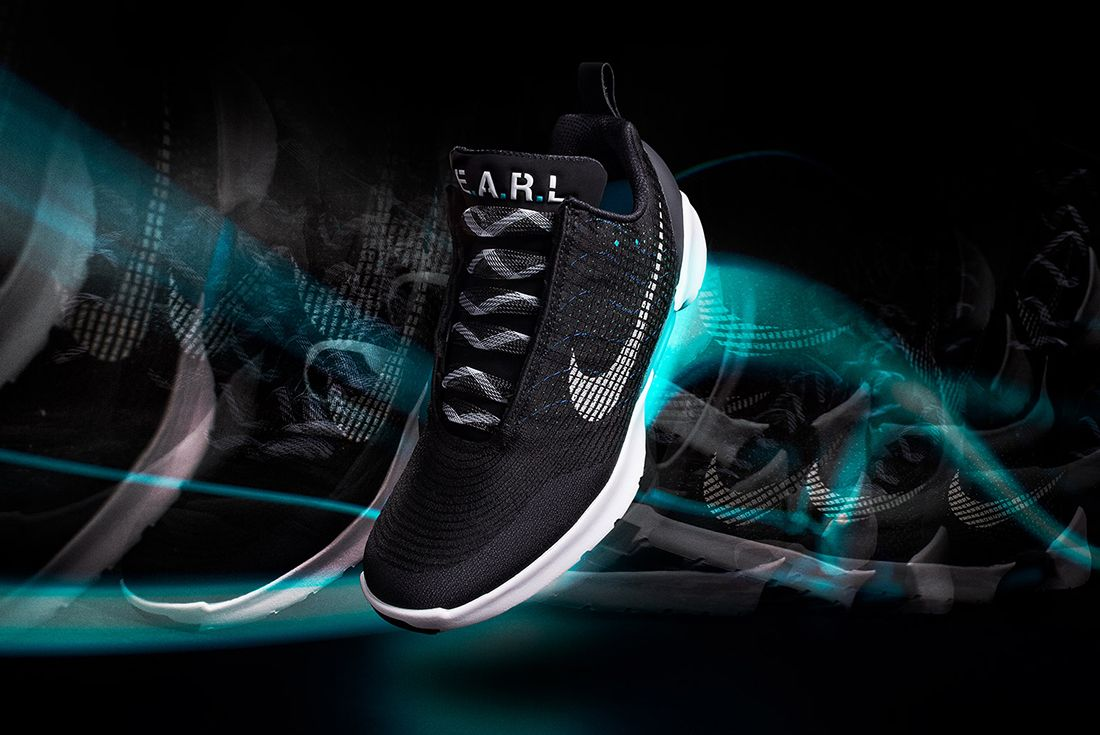 Hyper Adapt Black Des