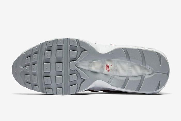 Nike Air Max 95 Team Red 6