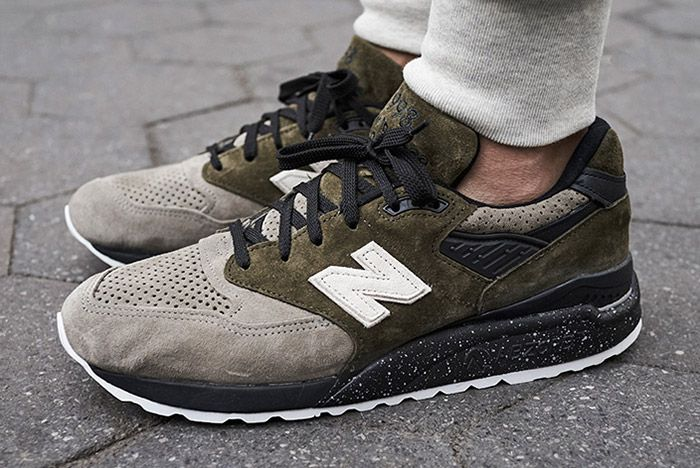 Todd Snyder New Balance 998 Dirty Martini 8