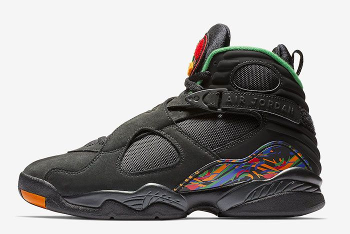 Air Jordan 8 Tinker Air Raid Header