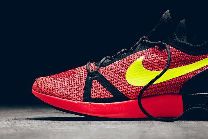 Nike Duel Racer Crimson Volt 5