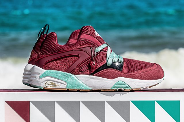 Sneaker Freaker X Puma Blaze Of Glory Bloodbath Thumb