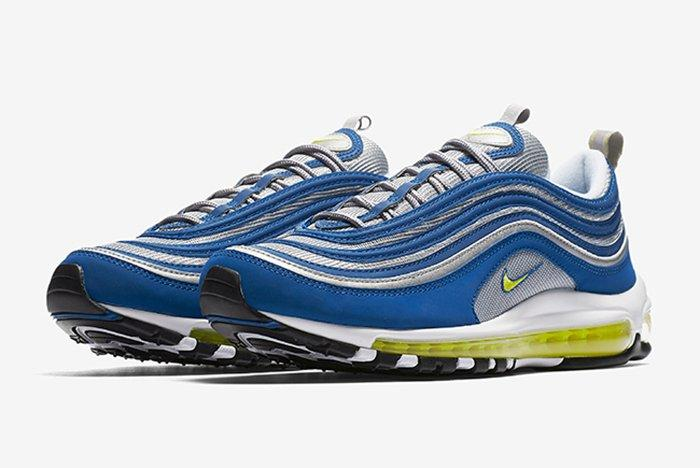 Nike Air Max 97 Atlantic Blue 5