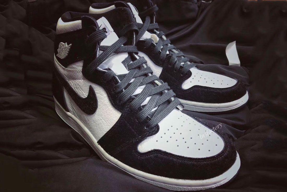 Air Jordan 1 Panda Release