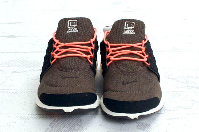 Nike Lunar Presto Deep Smoke Total Crimson Toes 1