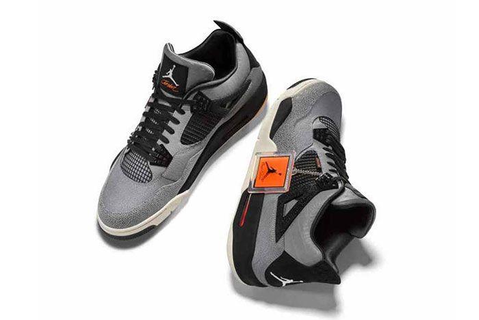 Air Jordan 4 Dress Code Pehero Shot
