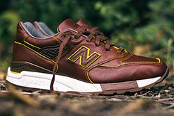 Horween Leather New Balance Pack Thumb