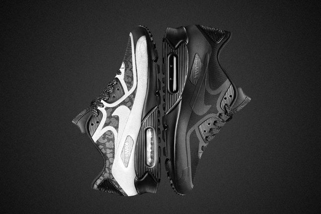 Nike Air Max 90 Black Reflective Collection