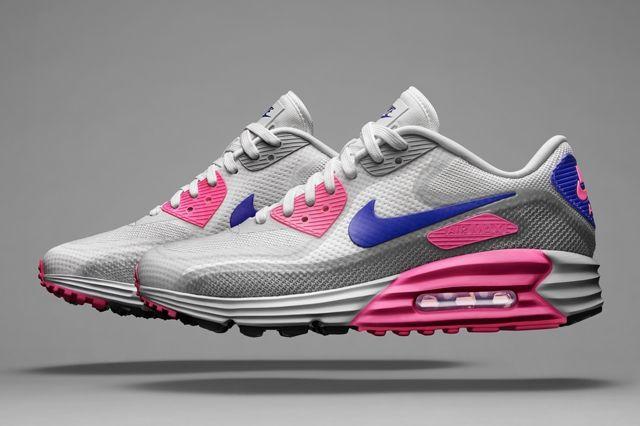Nike Air Max Lunar90 Womens Profile